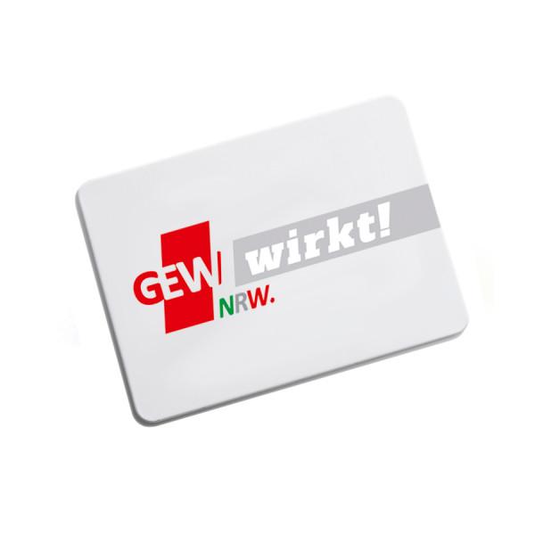 """Magnet """"GEW wirkt!""""(20 Stück)"""