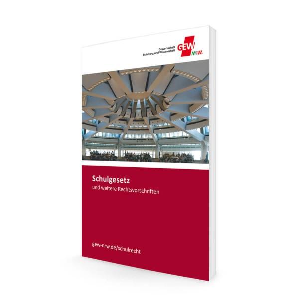Schulgesetz NRW 2016 (Pocket-Ausgabe)